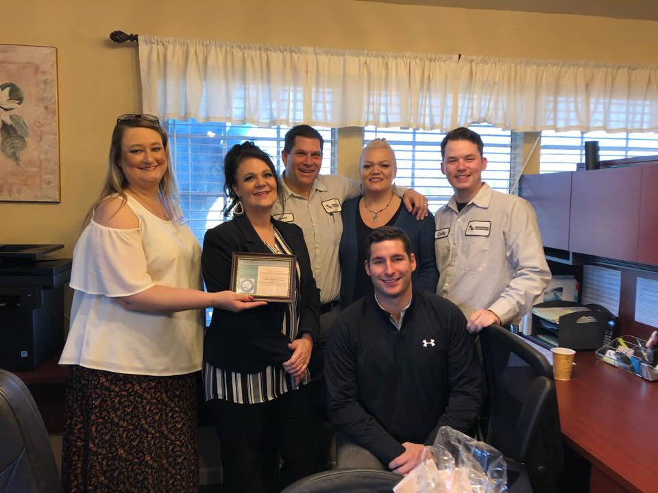 anderson chamber of commerce greeters